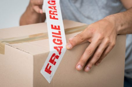 How to store fragile items
