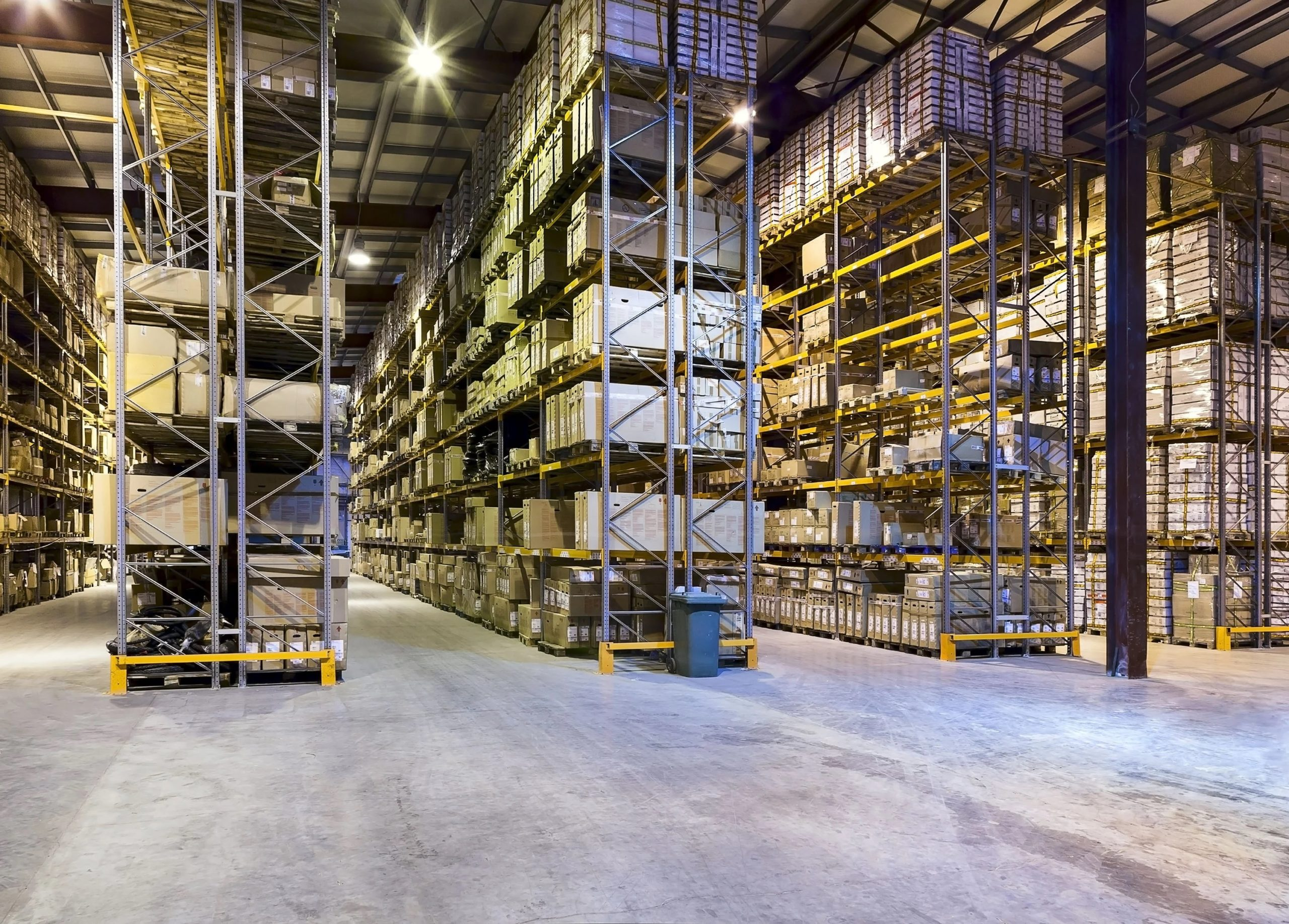 How to design a warehouse workplace that employees love?