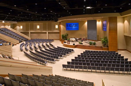 Church Interior Design: Fellowship and Elegance