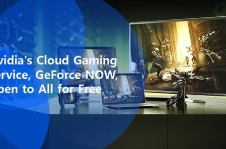 Nvidia's Cloud Gaming Service, GeForce NOW, Open to All for Free
