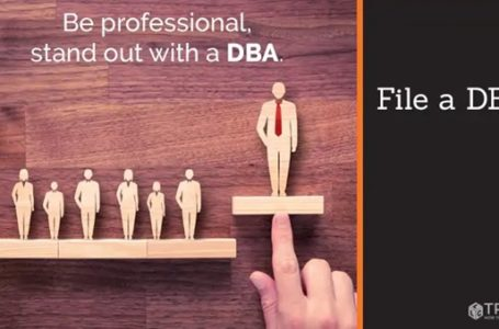 """""""Doing business as"""": Things to know about filing a DBA"""