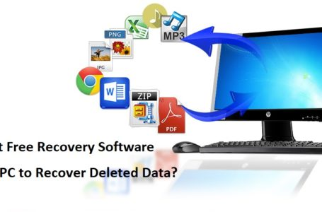 What Is the BestFree Recovery Software for PC to Recover Deleted Data?