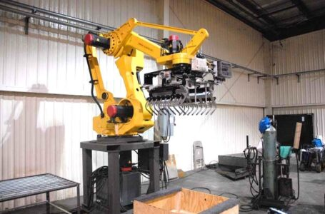 What Are the Benefits of Using a Palletizing Robot?