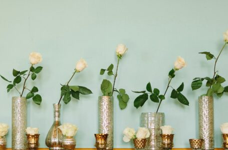 Ways to Beautify your House with Flowers on Valentines Day