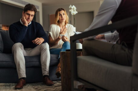 Why Marriage Counseling Doesn't Always Work