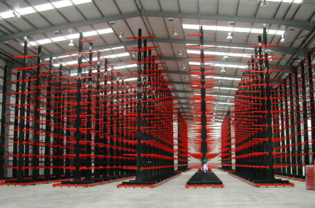 The History of Cantilever Racking